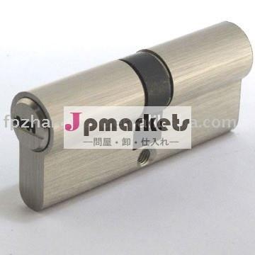 真鍮の二重調整されたヨーロッパのプロフィールロックシリンダー問屋・仕入れ・卸・卸売り