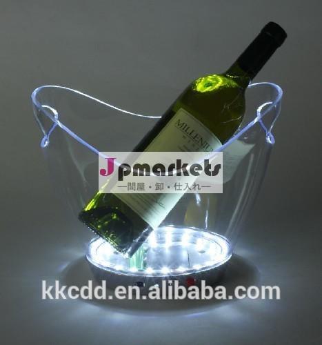 新製品中国製造プラスチックパーティやバーledアイスバケット問屋・仕入れ・卸・卸売り