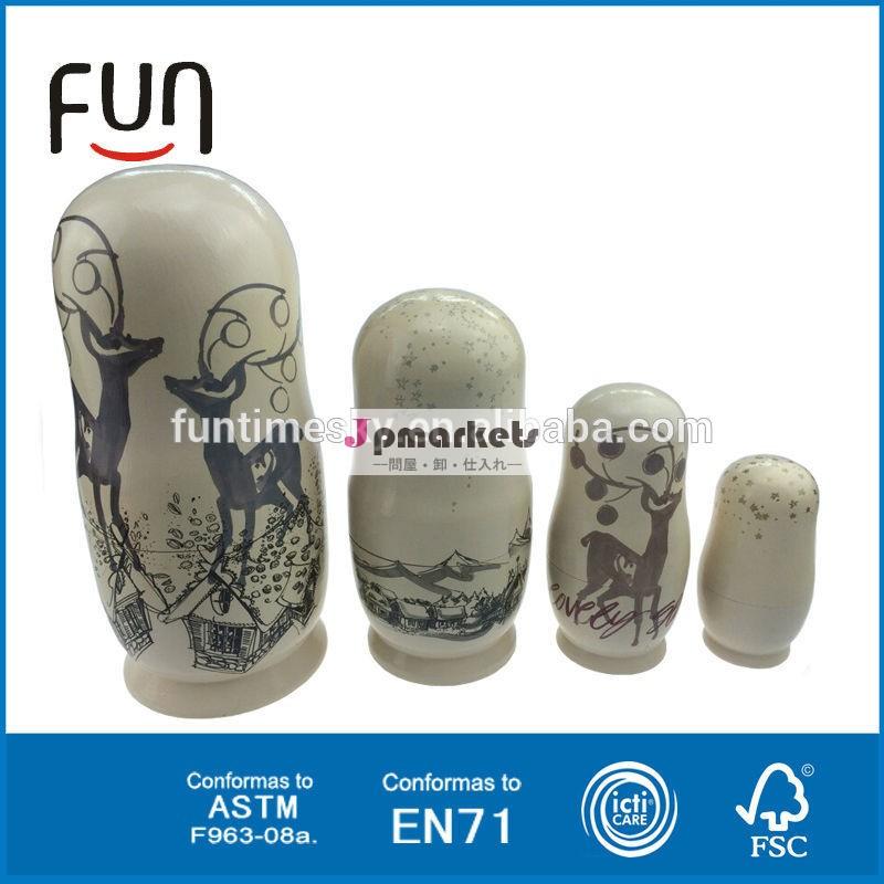 工場直接高品質マトリョーシカ人形木製入れ子人形木製のロシア人形at11335特化され問屋・仕入れ・卸・卸売り