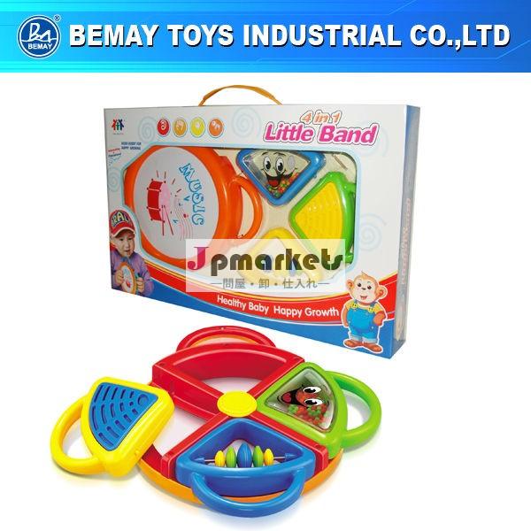 新しい! 卸売プラスチック製の赤ちゃんのガラガラ知育玩具子供のための子供のおもちゃのための251838問屋・仕入れ・卸・卸売り