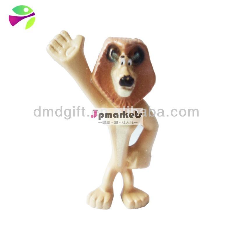 子供の昇進のための小型動物のおもちゃ図ライオン問屋・仕入れ・卸・卸売り
