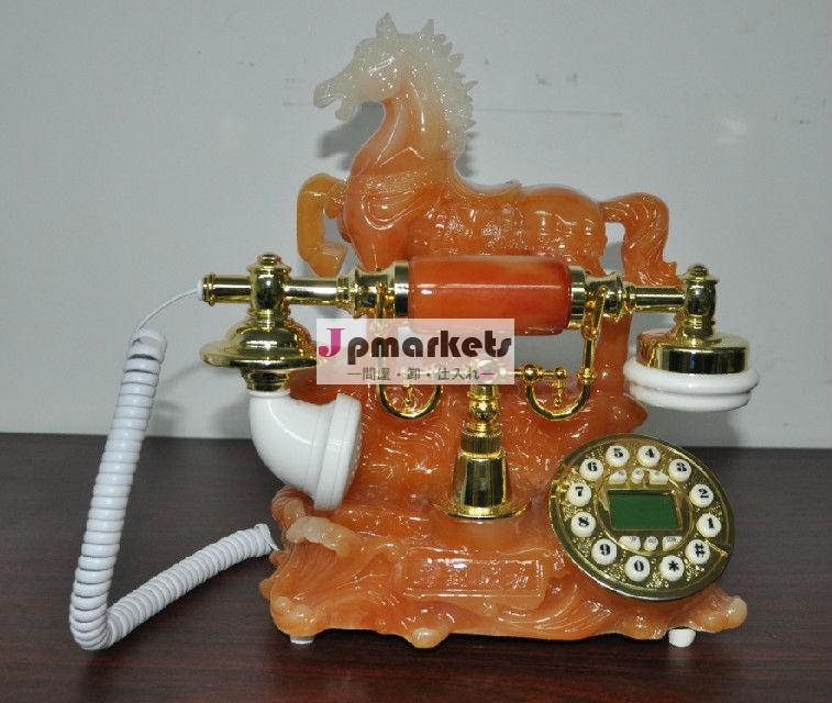 MYS売れ筋ホーム装飾電話ms-8301cレトロ電話問屋・仕入れ・卸・卸売り