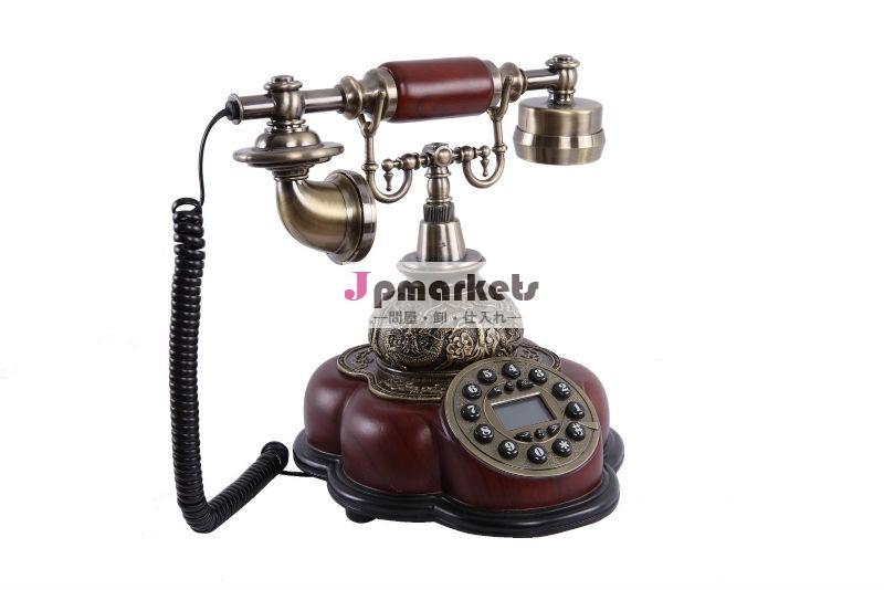 アンティークの木製電話MYSレトロな家の装飾のための電話ma-5200a問屋・仕入れ・卸・卸売り
