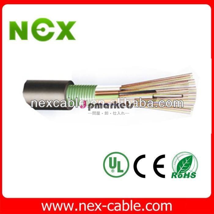 スチールテープ電気複合コア層g652d4-96光ケーブルgyts問屋・仕入れ・卸・卸売り