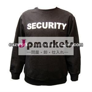 パキスタンで作られたフルスリーブセキュリティのtシャツ問屋・仕入れ・卸・卸売り