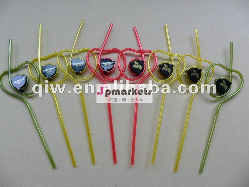 熱いプラスチックスティックストロー中国からの輸入品問屋・仕入れ・卸・卸売り