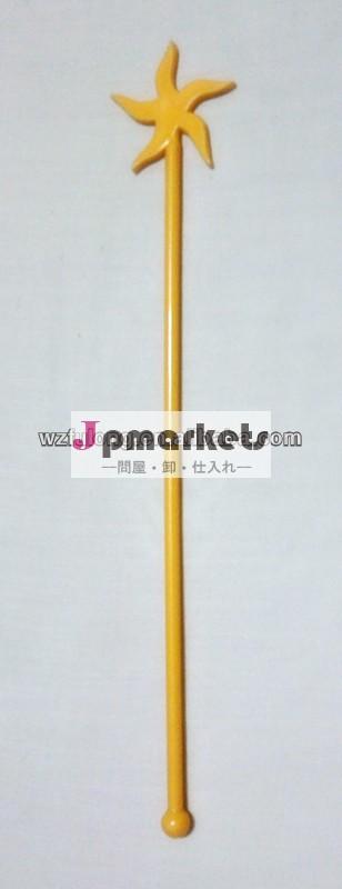 装飾的なプラスチック製の色のカクテルスティック問屋・仕入れ・卸・卸売り