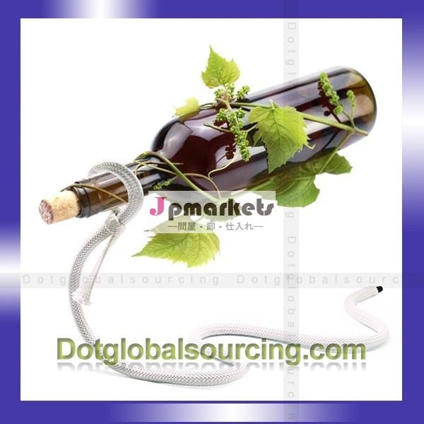 魔法のフローティング2014年新しいワイングラスのボトルホルダー投げ縄ロープ幻想のラックバー問屋・仕入れ・卸・卸売り