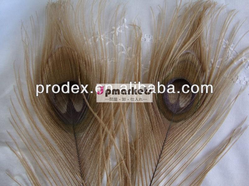 白孔雀の羽の結婚式のセンターピース問屋・仕入れ・卸・卸売り