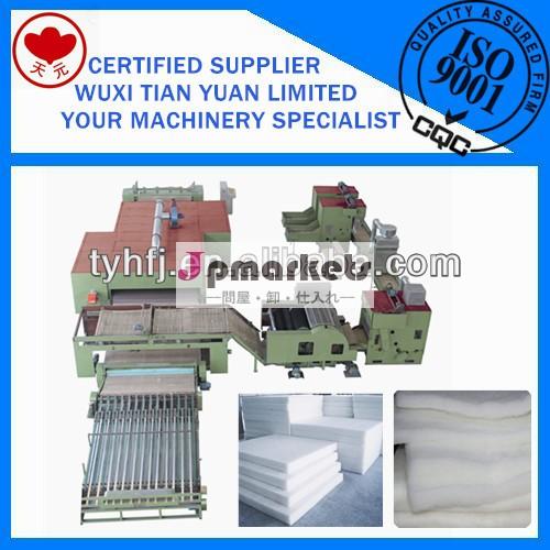 Wjm-1/2/3シリーズサーマルボンドの詰め物の生産ライン問屋・仕入れ・卸・卸売り