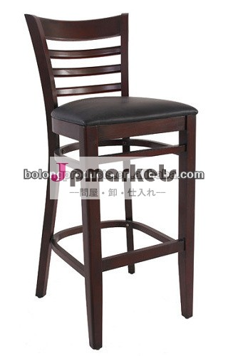 soildの木の椅子のバースツール問屋・仕入れ・卸・卸売り