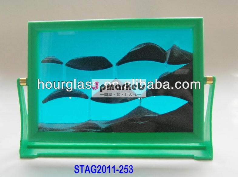 移動する砂の写真/流れる砂の芸術写真/芸術写真の手作り問屋・仕入れ・卸・卸売り