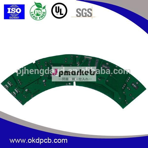 ベストセラーの高品質ダブル- 片面pcbの深センに工場問屋・仕入れ・卸・卸売り