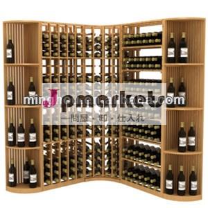 アンティーク木製ワインセラー2014年販売用ラック、 カスタマイズされた歓迎し問屋・仕入れ・卸・卸売り