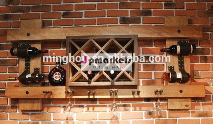 ワインラックのメーカー深センminghouwhoelsale壁のワインラック問屋・仕入れ・卸・卸売り