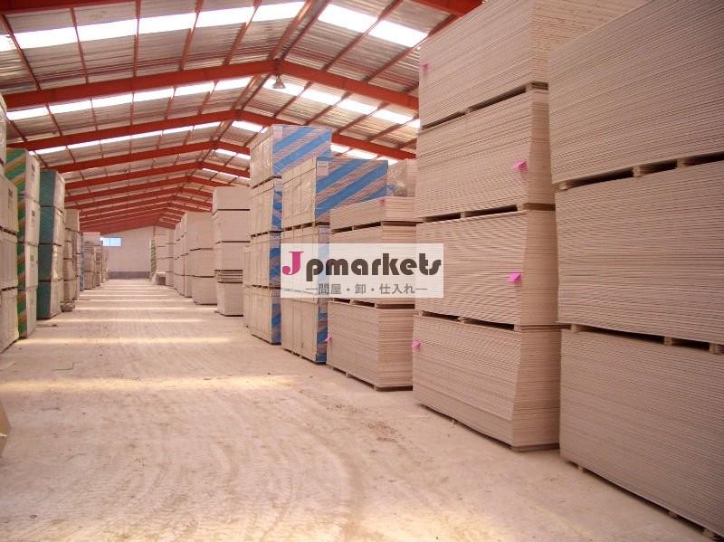 規則的なペーパーはPlasterboardまたは石膏ボードか乾式壁に直面した問屋・仕入れ・卸・卸売り