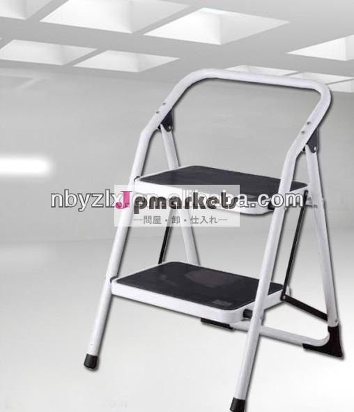鉄のはしご2ステップハウスホールド/iron肥厚ワイドステップラダー/折りたたみ踏み台問屋・仕入れ・卸・卸売り
