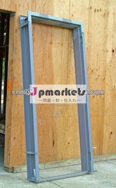高品質のカスタマイズされたステンレス鋼の機械加工金属製のドア枠問屋・仕入れ・卸・卸売り