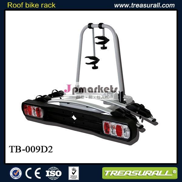 新しいデザイン人気の自動車treasruall中国自転車キャリア-ルーフラック問屋・仕入れ・卸・卸売り