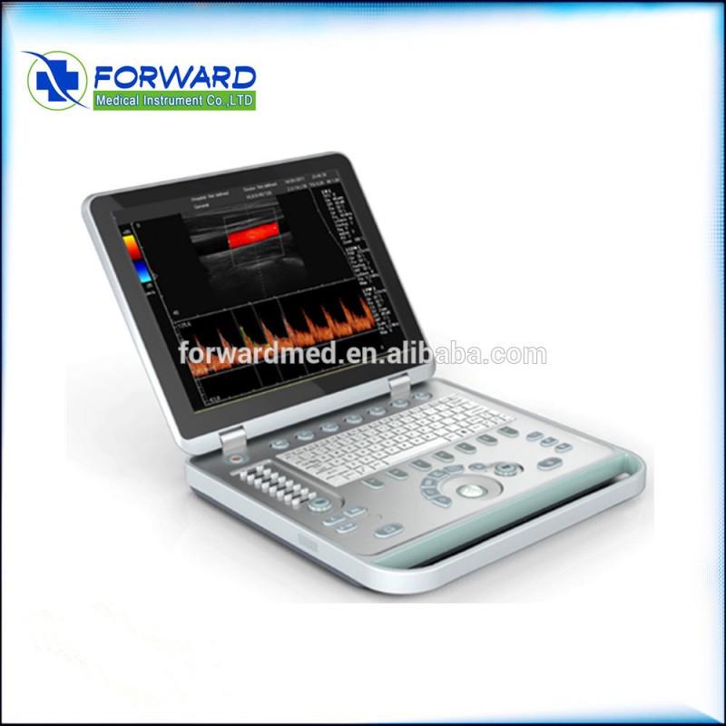 ポータブル血管ドップラー超音波マシン3dノートパソコンの色-色のドップラー超音波装置問屋・仕入れ・卸・卸売り