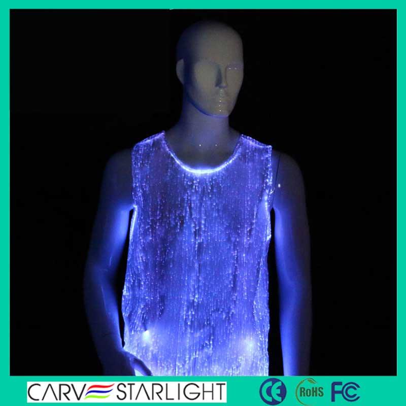 発光の男性ダンス衣装メンズ服ダンストップス-作業着問屋・仕入れ・卸・卸売り