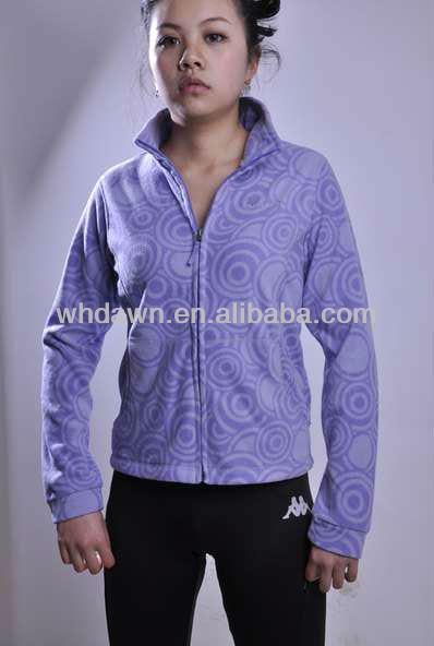 女性のファッション2013プリントフリースジャケット-ジャケット問屋・仕入れ・卸・卸売り