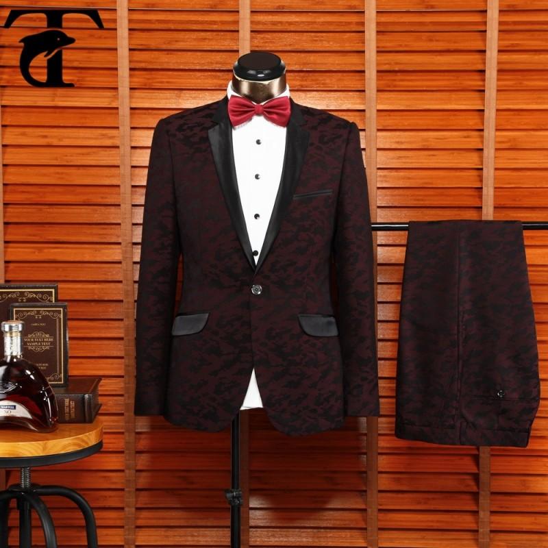 /oemodmプリントファブリックスーツメンズビジネスドレスプラスサイズのブレザースーツ-スーツ、タキシード問屋・仕入れ・卸・卸売り