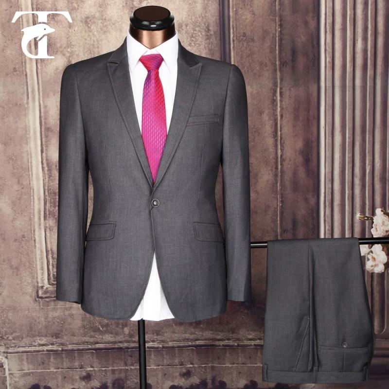 良い品質の男性のスーツスリムフィット卸売業者-スーツ、タキシード問屋・仕入れ・卸・卸売り