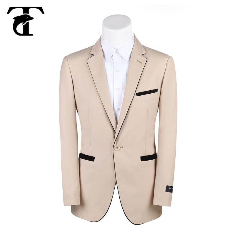 mtmmanafaucturerブレザーの男性スタイリッシュ-スーツ、タキシード問屋・仕入れ・卸・卸売り