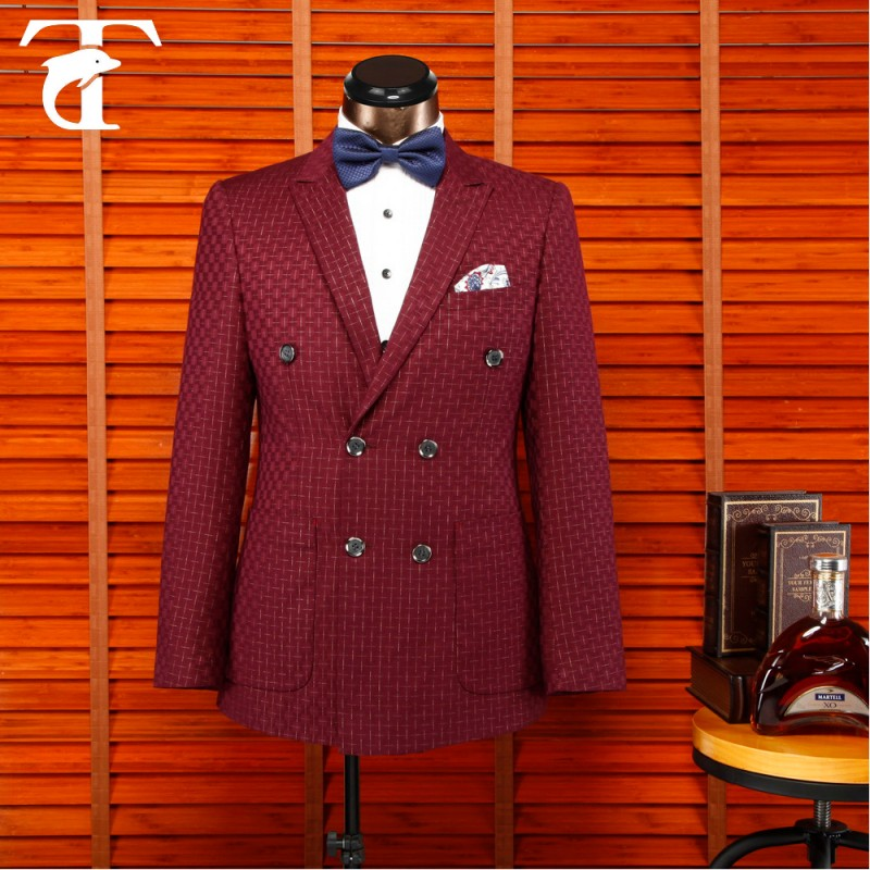 oemカスタム男性用合わせたスーツ-スーツ、タキシード問屋・仕入れ・卸・卸売り