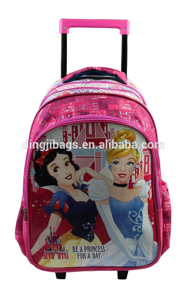 ブランドの新しい女の子用トロリーバックパック-スクールバッグ問屋・仕入れ・卸・卸売り