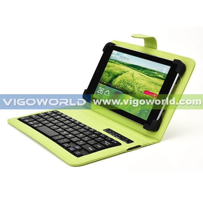 11.6インチタブレットpcのための革のキーボードケース、 インチユニバーサル11- 12タブレット用bluetoothキーボードの場合microsoftは表面3-タブレットのカバー及び箱問屋・仕入れ・卸・卸売り