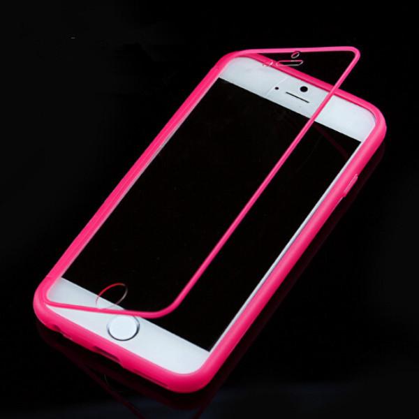工場出荷時の価格6siphone用フリップケース透明-携帯電話バッグ、ケース問屋・仕入れ・卸・卸売り