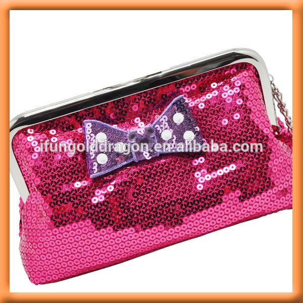 レディースダンスコンクールのピンクと緑の旅行用バッグ-ハンドバッグ問屋・仕入れ・卸・卸売り