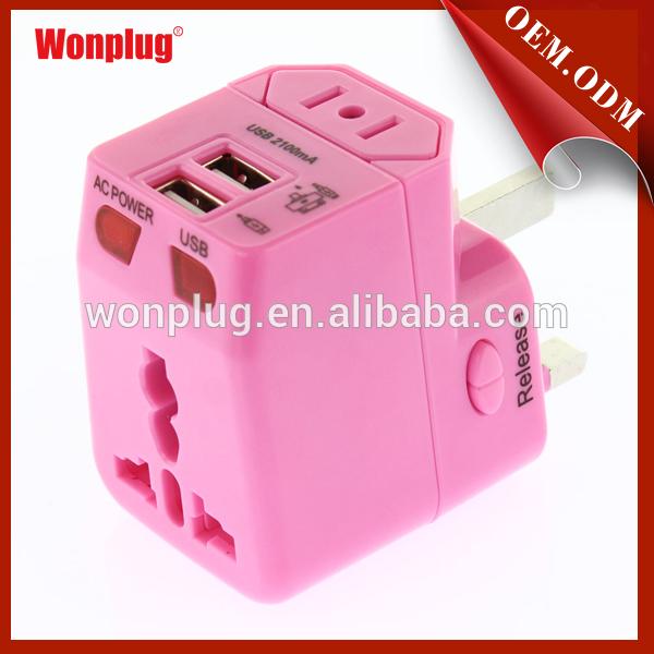熱い販売の特許wonplug卸売トラベルアクセサリー-バッグ用パーツ問屋・仕入れ・卸・卸売り