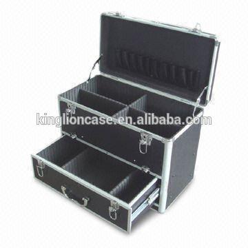 黒いプラスチックの引き出しalukl-tc228ツールケース-その他バッグ類問屋・仕入れ・卸・卸売り