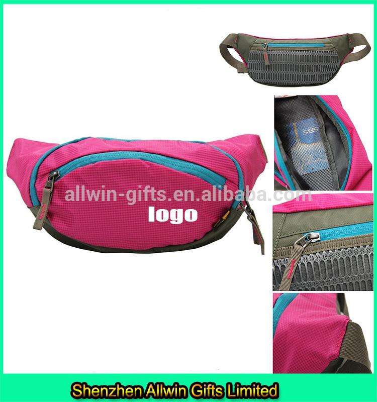 新しいスタイルのウエストキッズファニーパック、 ピンクの色旅行ファニーパック-ウエストバッグ問屋・仕入れ・卸・卸売り