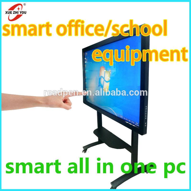 可動最高のボードホワイトボード赤外線インタラクティブスマートフルhdタッチスクリーンのテレビのための教室/会議室-テレビ問屋・仕入れ・卸・卸売り