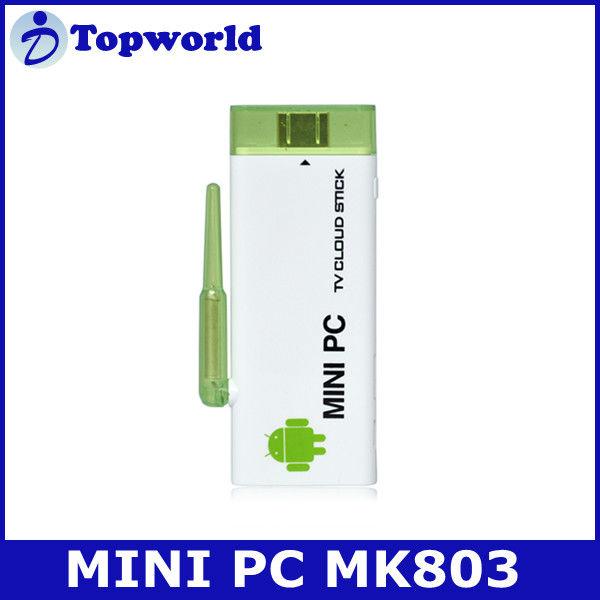 アンドロイドテレビボックスmk803-HDDプレーヤー問屋・仕入れ・卸・卸売り