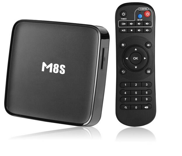 ビデオ出力を持つコディと4kamlogics812クアッドコアm8sm8sアンドロイドテレビボックス-セットトップボックス問屋・仕入れ・卸・卸売り