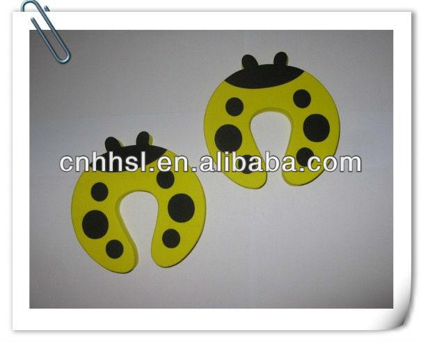 黄色テントウムシ/てんとう虫エヴァのドアストッパー-ドアストッパー問屋・仕入れ・卸・卸売り