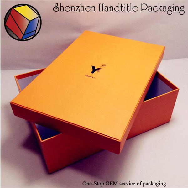 最高の販売のラグジュアリーデザイン折りたたみ紙の靴箱、 素敵な包装紙の靴箱-梱包箱問屋・仕入れ・卸・卸売り