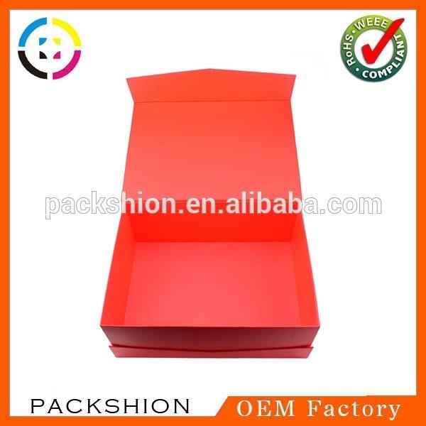 ブック形状段ボール靴箱卸売中国製-梱包箱問屋・仕入れ・卸・卸売り