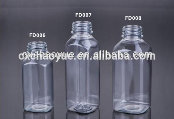 フルーツジュースと食品グレードプラスチック材料と飲料の瓶クリアカラー-ボトル問屋・仕入れ・卸・卸売り