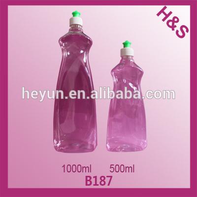 千ミリリットル500mlプラスチック液体洗剤のボトルのキャップ、 ボトル食器洗い、 の洗濯洗剤のボトル-ボトル問屋・仕入れ・卸・卸売り