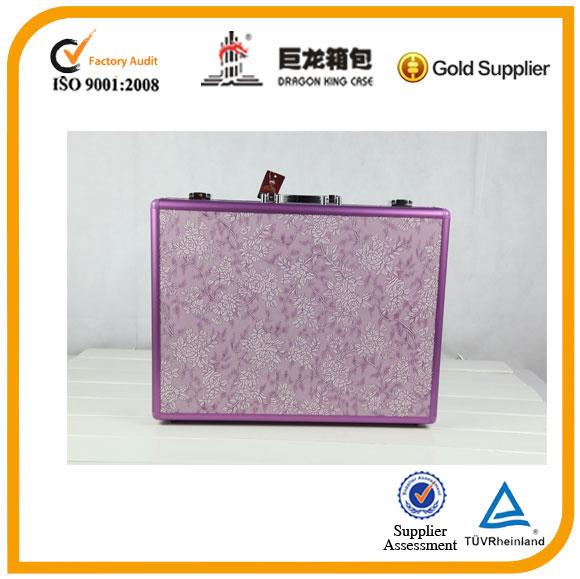 カラフルな包装のための機能的なアルミのギフトケース-梱包箱問屋・仕入れ・卸・卸売り