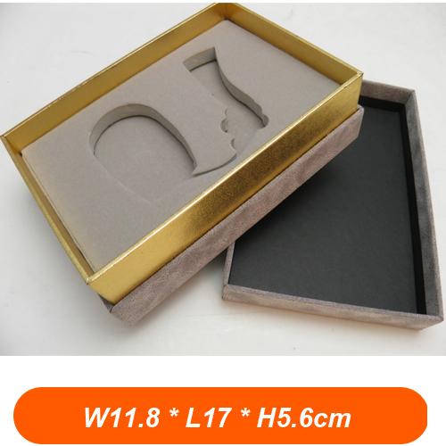 カスタムフォームスポンジ専門家ツール用のボックスキャンドルライターシガレットキー財布-梱包箱問屋・仕入れ・卸・卸売り