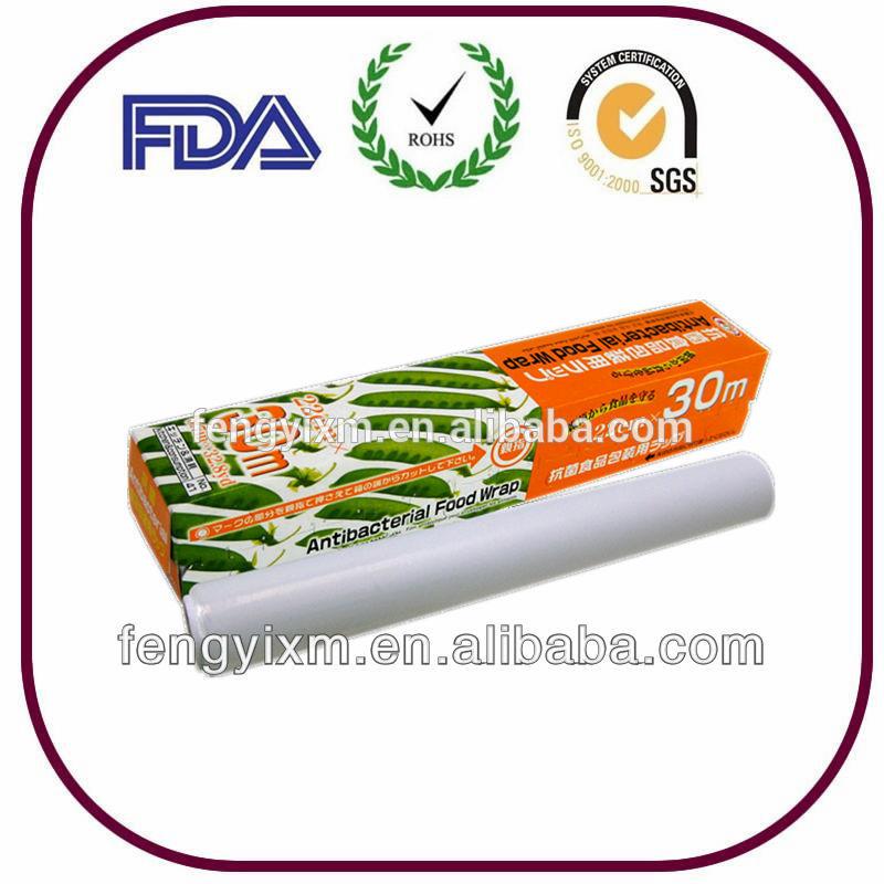 プラスチック製のクリップabsラップ食品の使用のために-フィルム類問屋・仕入れ・卸・卸売り