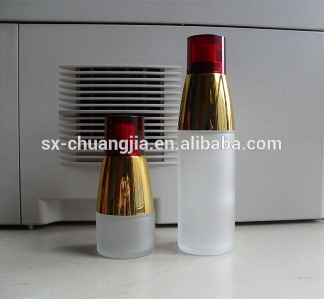 新しいデザインのガラスボトル201530ml100ml在庫でローションガラス瓶-ボトル問屋・仕入れ・卸・卸売り