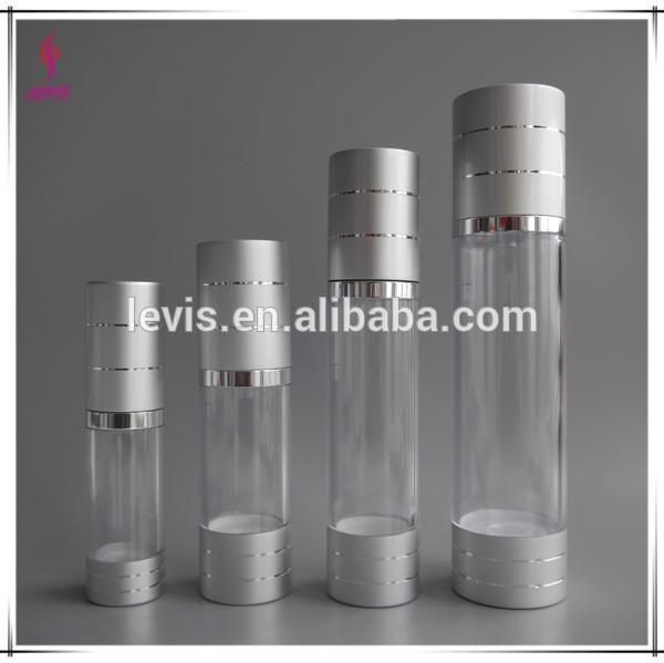 30ml50ml100ml15ミリリットルプラスチックラグジュアリーアルミ化粧品エアレスボトル-ボトル問屋・仕入れ・卸・卸売り